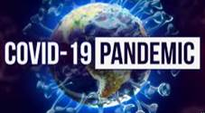 covid 19 pandemic graphic